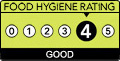 FHRS Rating 4