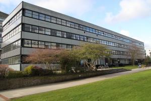 Building  Southampton Uni
