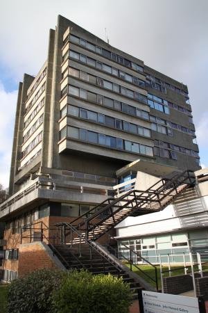 University Southampton Chemistry Building