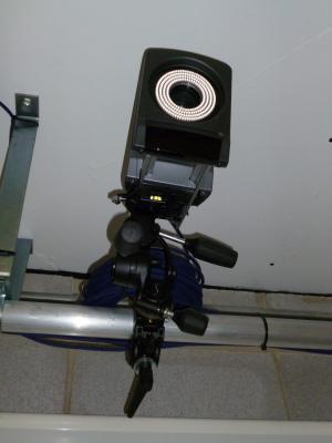 Vicom MX T-series Motion Capture System   Open Data Service